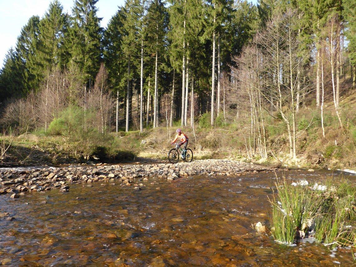 Der Winter der ein Frühling ist bietet die besten Voraussetzungen zu einer ausgiebigen Testtour.