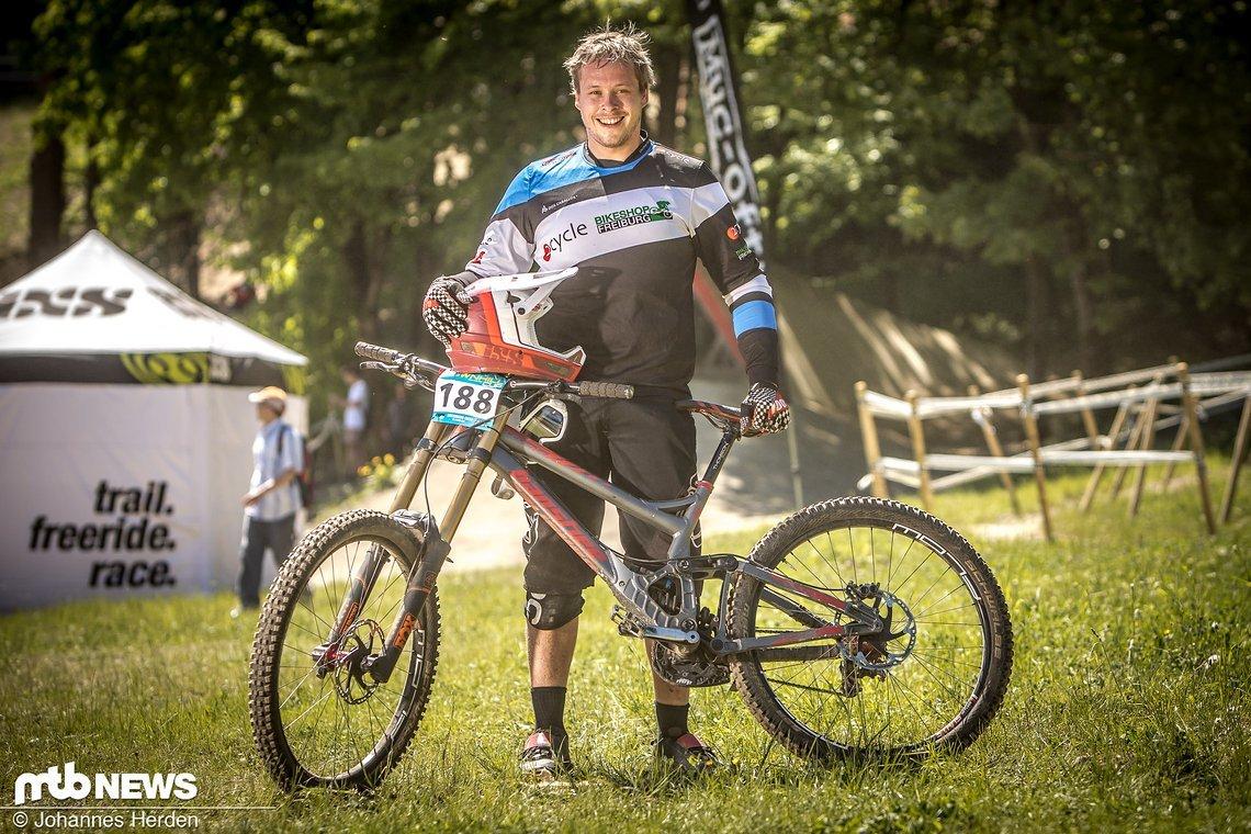 Noah Grossman (GER), Team 2 Cycle