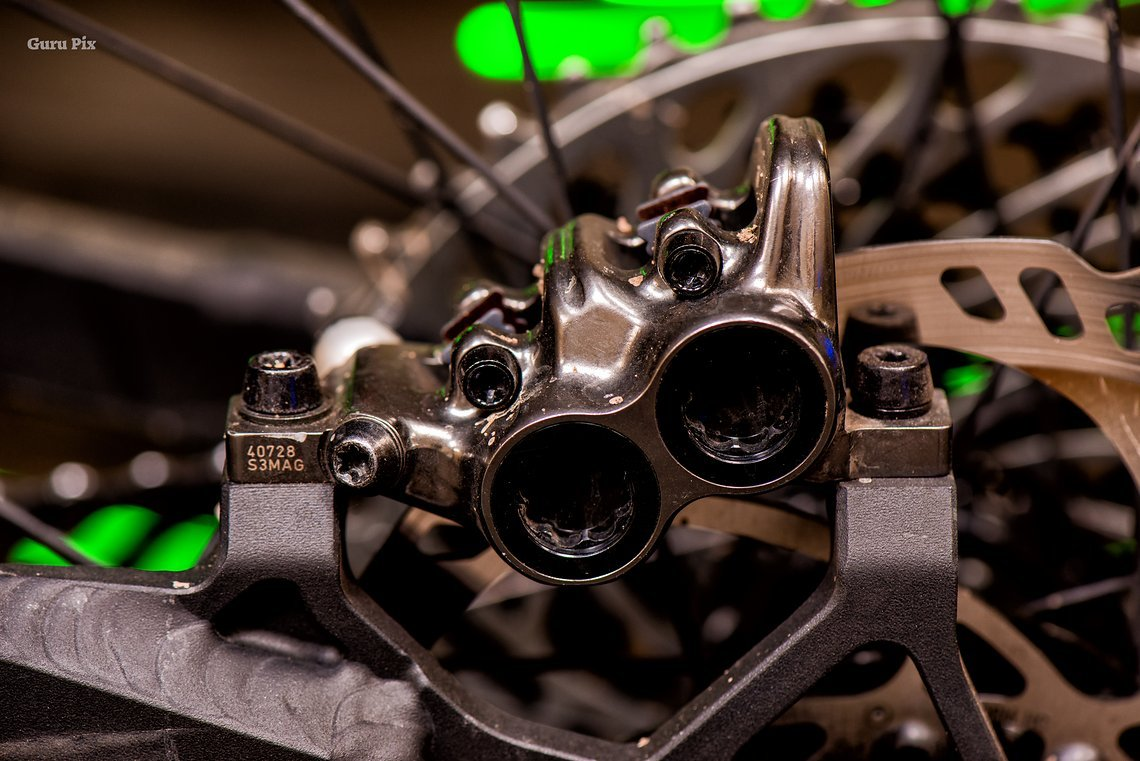 Magura MT 7 Bremsanlage