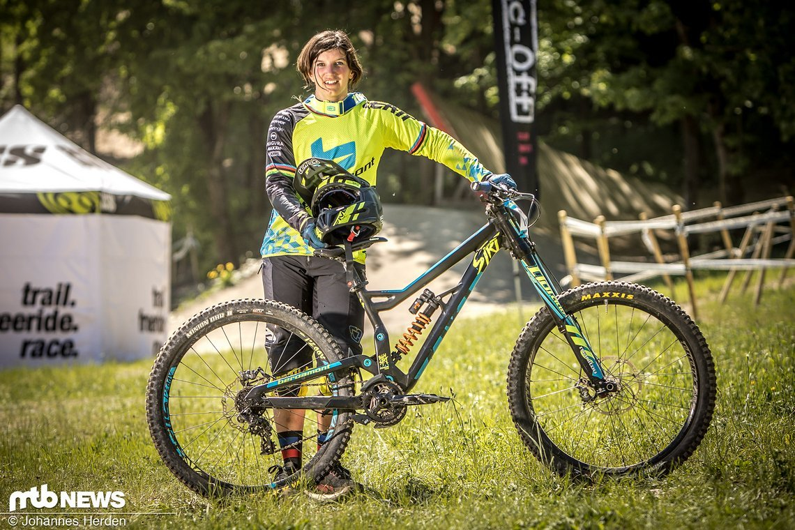 Morgane Charre (FRA), Bergamont Factory Racing