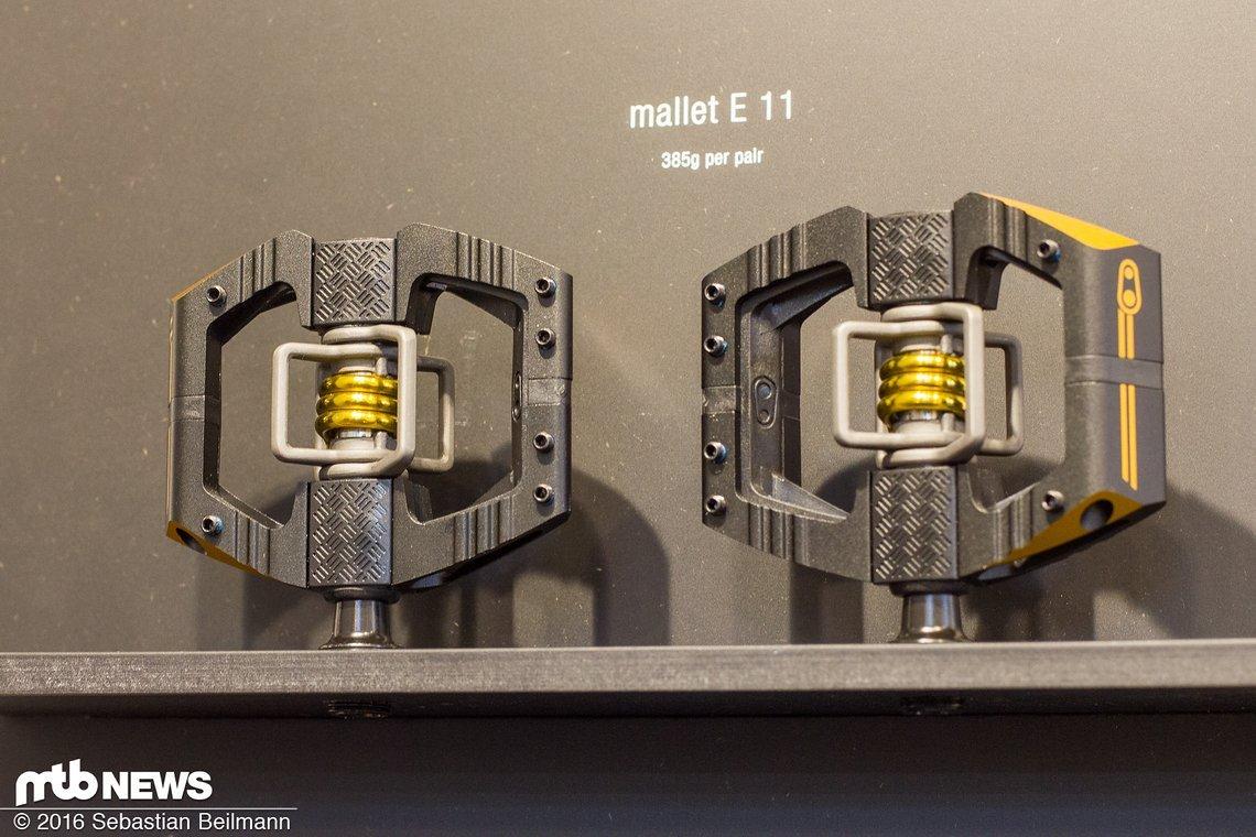 ...und in der leichten 11 Version mit Titan-Clicksystem