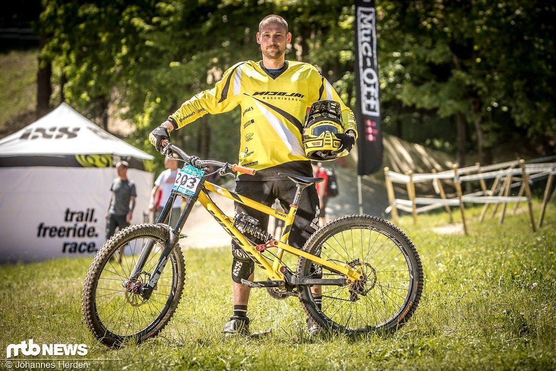 Sven Pfeiffer (GER), Team Nicolai/Bikebauer