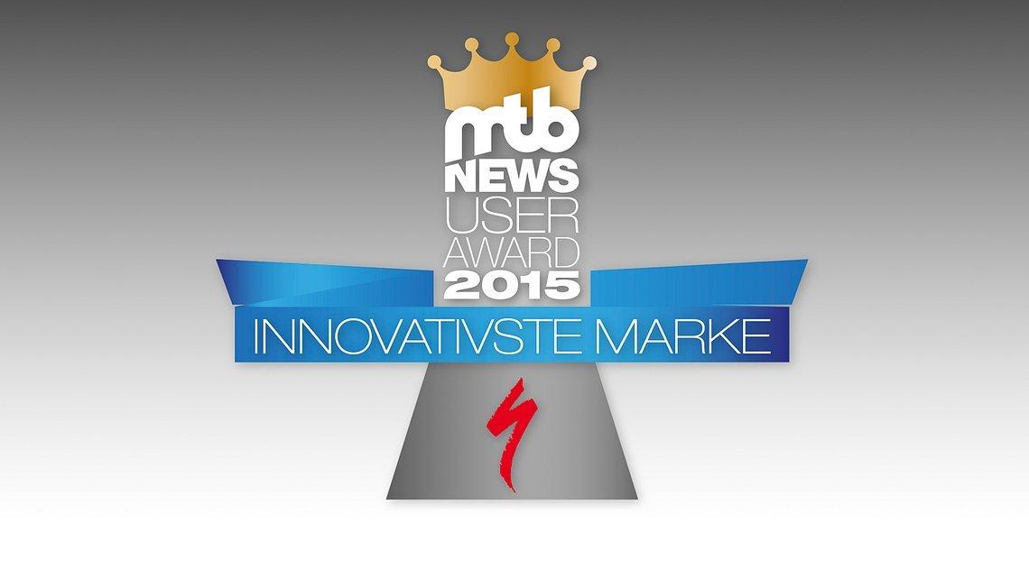 Innovativste Marke Specialized