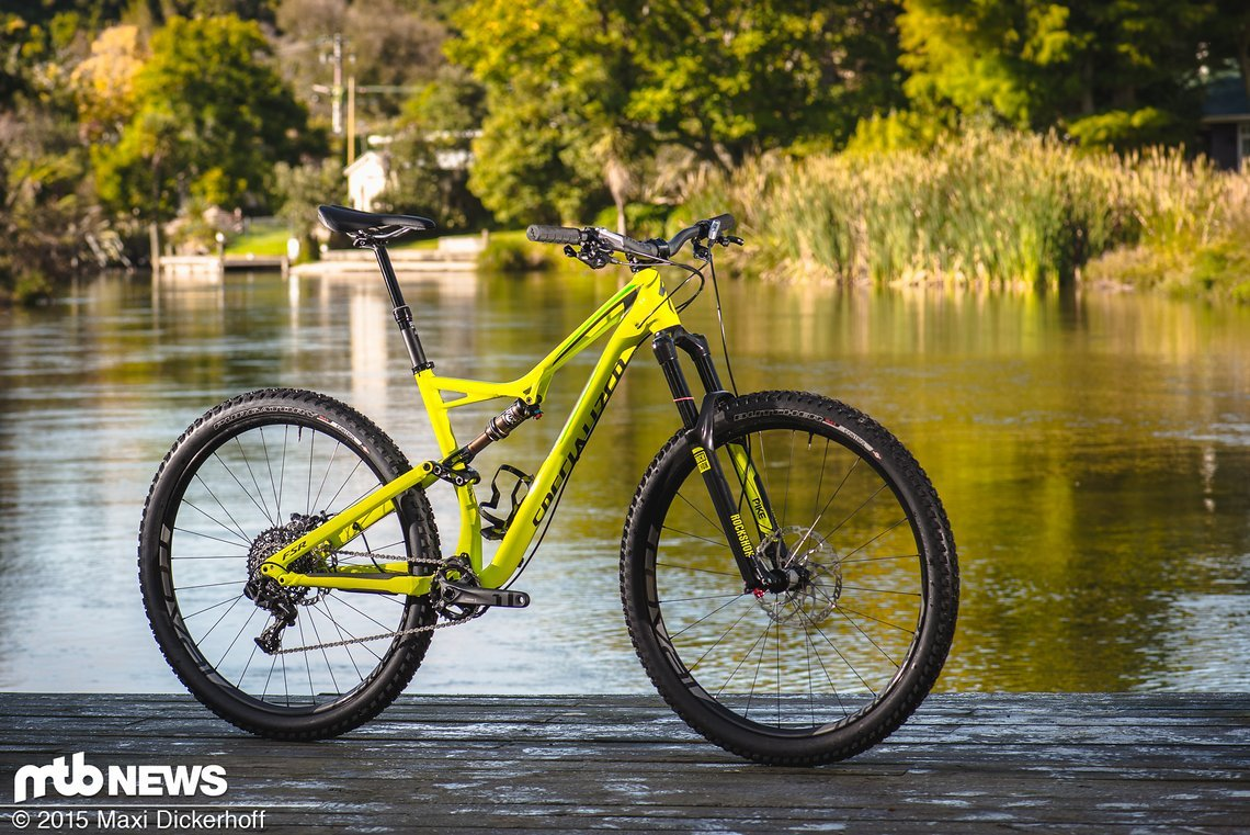 Specialised Stumpjumper FSR Elite 650B – Review – NZ ENDURO