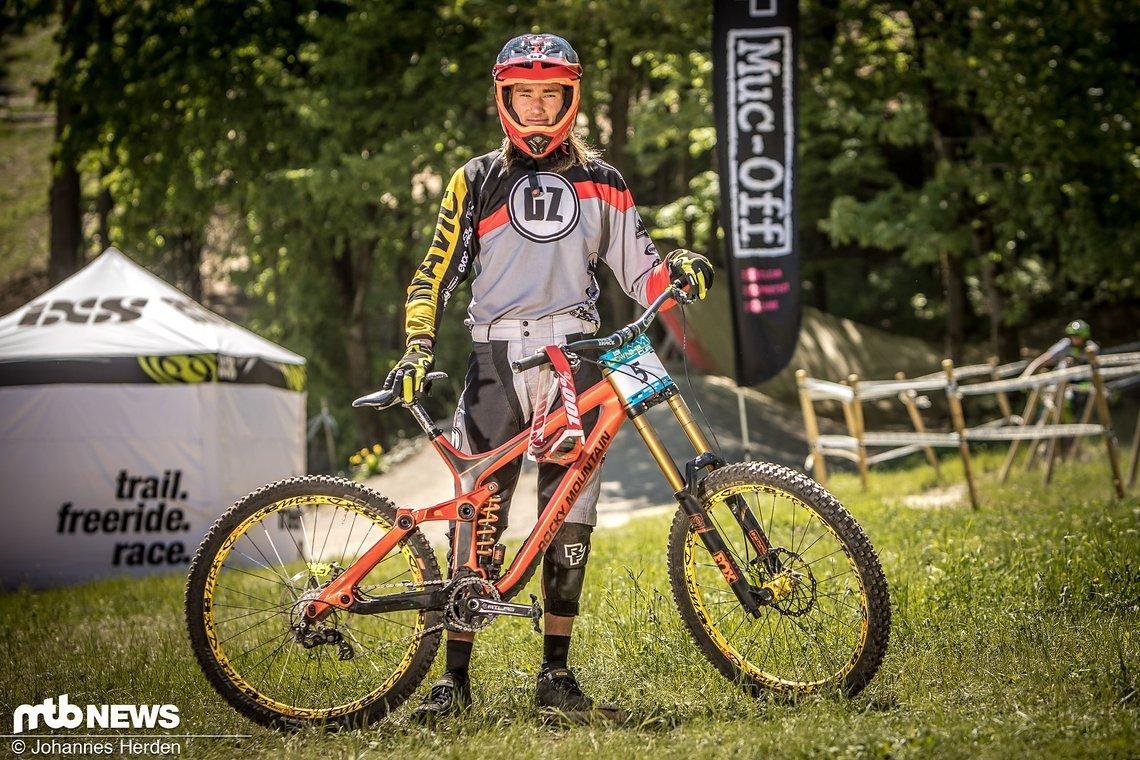 Silas Grandy (GER), Team GZ-Racing
