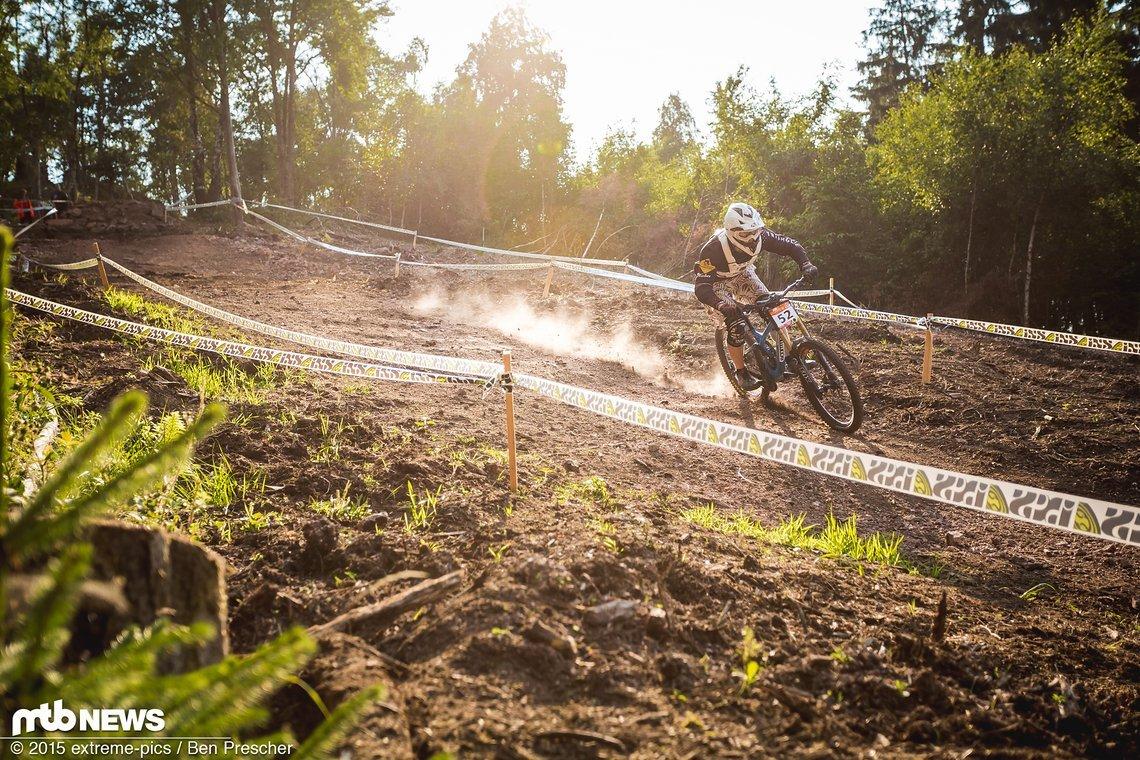 Die Deutsche Downhill-Meisterschaft wird dieses Jahr im thüringischen Tabarz ausgetragen