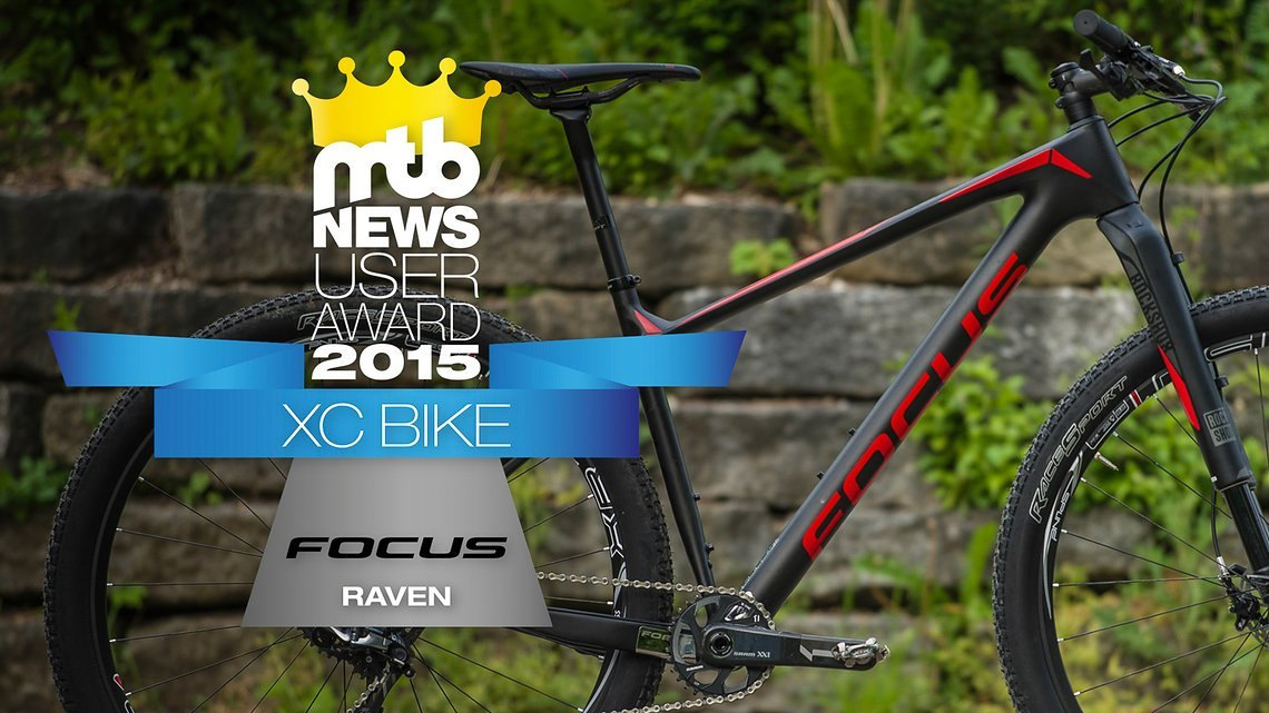 XC Bike Focus Raven