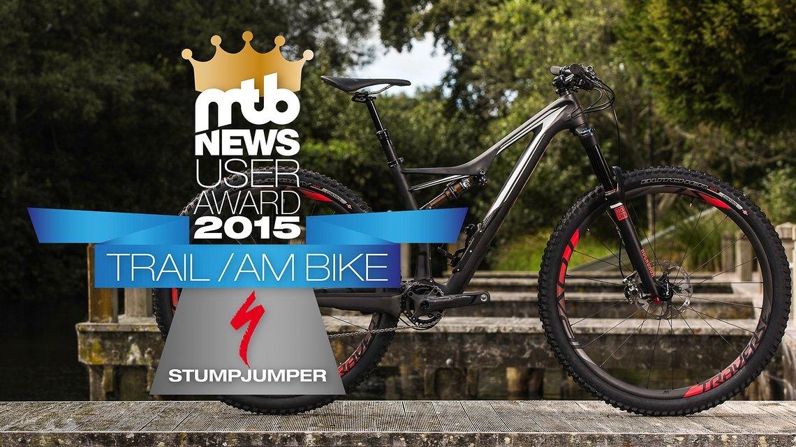 Trail AM Bike Stumpjumper