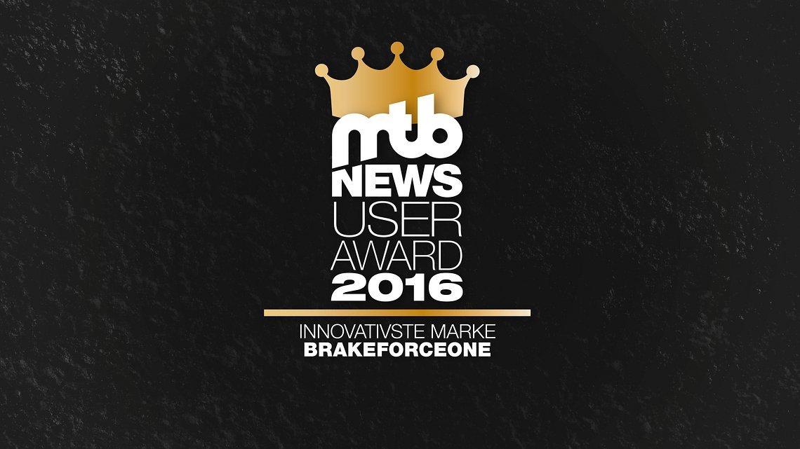 user awards bronze Innovativste Marke background16 9