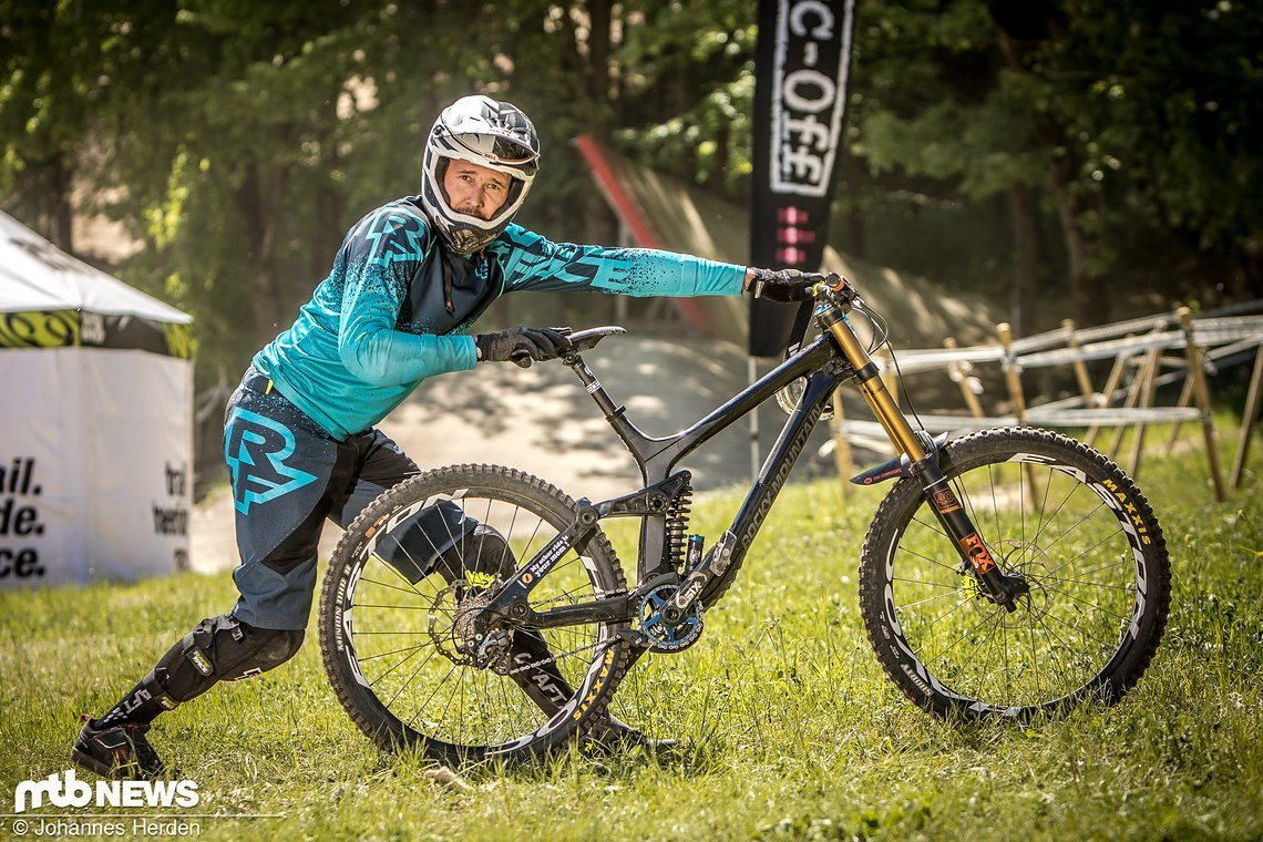 Dennis Stratmann (GER), Rocky Mountain/Race Face