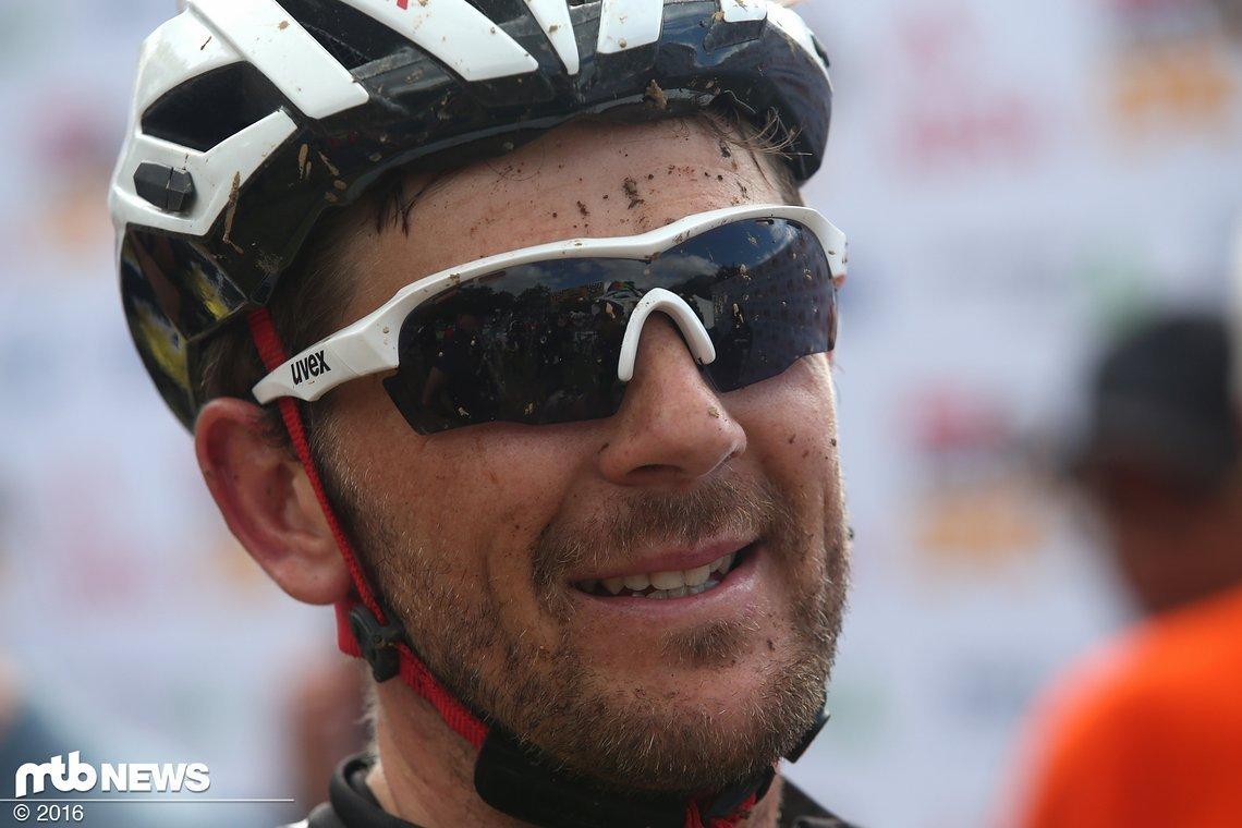 """Karl Platt gewinnt zum fünften Mal die """"Tour de France der Mountainbiker""""! Hut ab, Mr. Cape Epic!"""