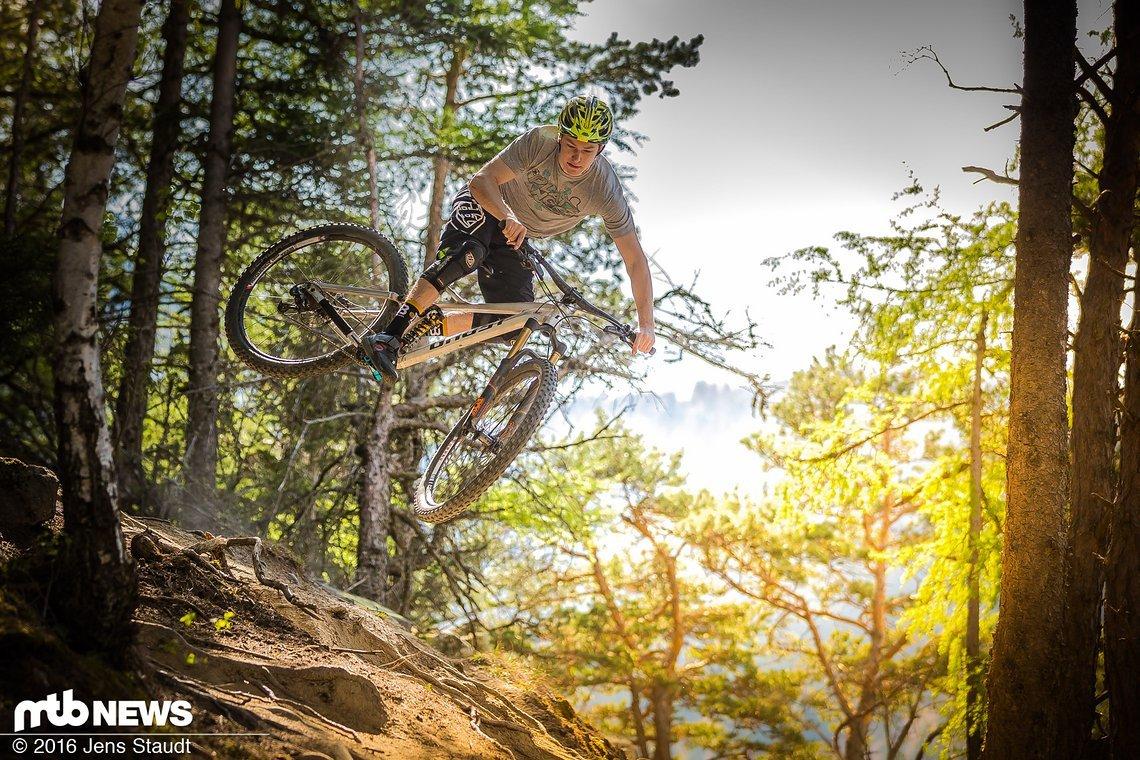 Im Bereich der Dämpfer für kurzhubige Bikes leistet Cane Creek aktuell Pionierarbeit