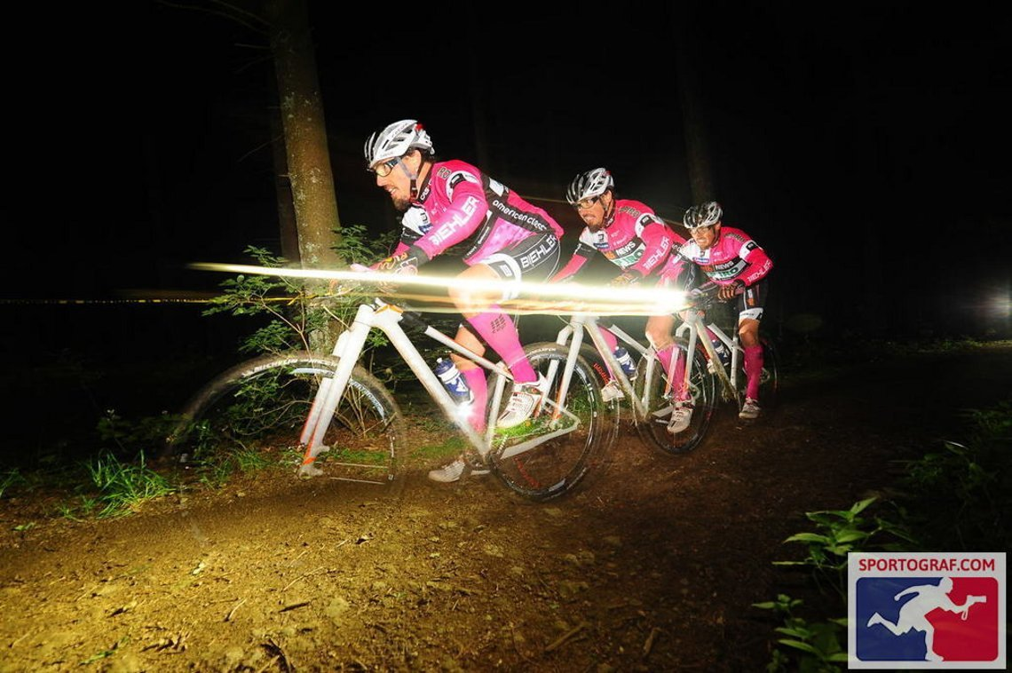 Night on Bike in Radevormwald