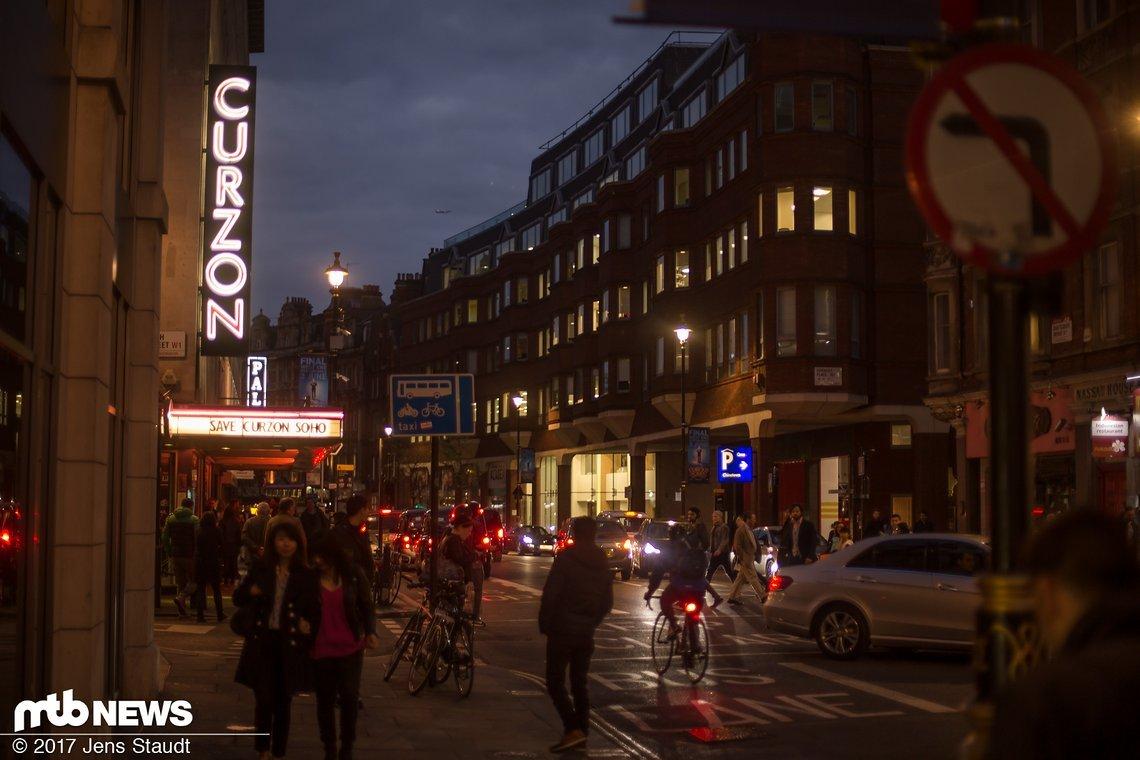 Im Curzon Kino in Soho/London fand die Premiere statt