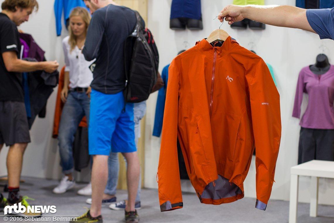 Das Revolution-Jacket war 7Meshs erstes Produkt