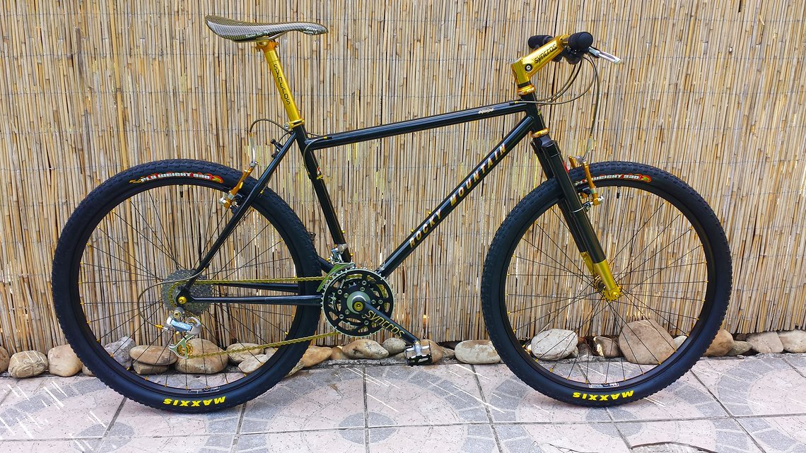 Rocky Mountain Equipe 33