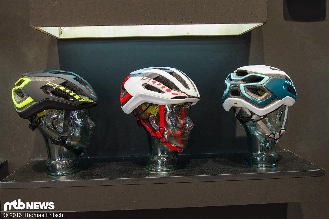 Der neue XC-Helm Centric Plus - ohne Visier