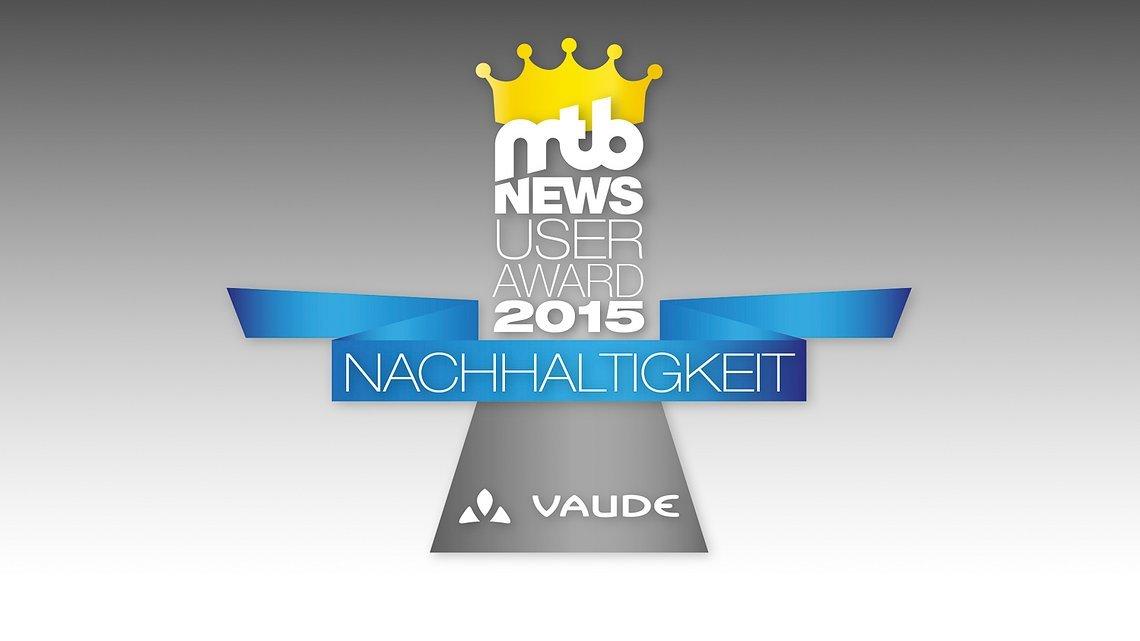 ... und Vaude durften sich über einige Auszeichnungen freuen.