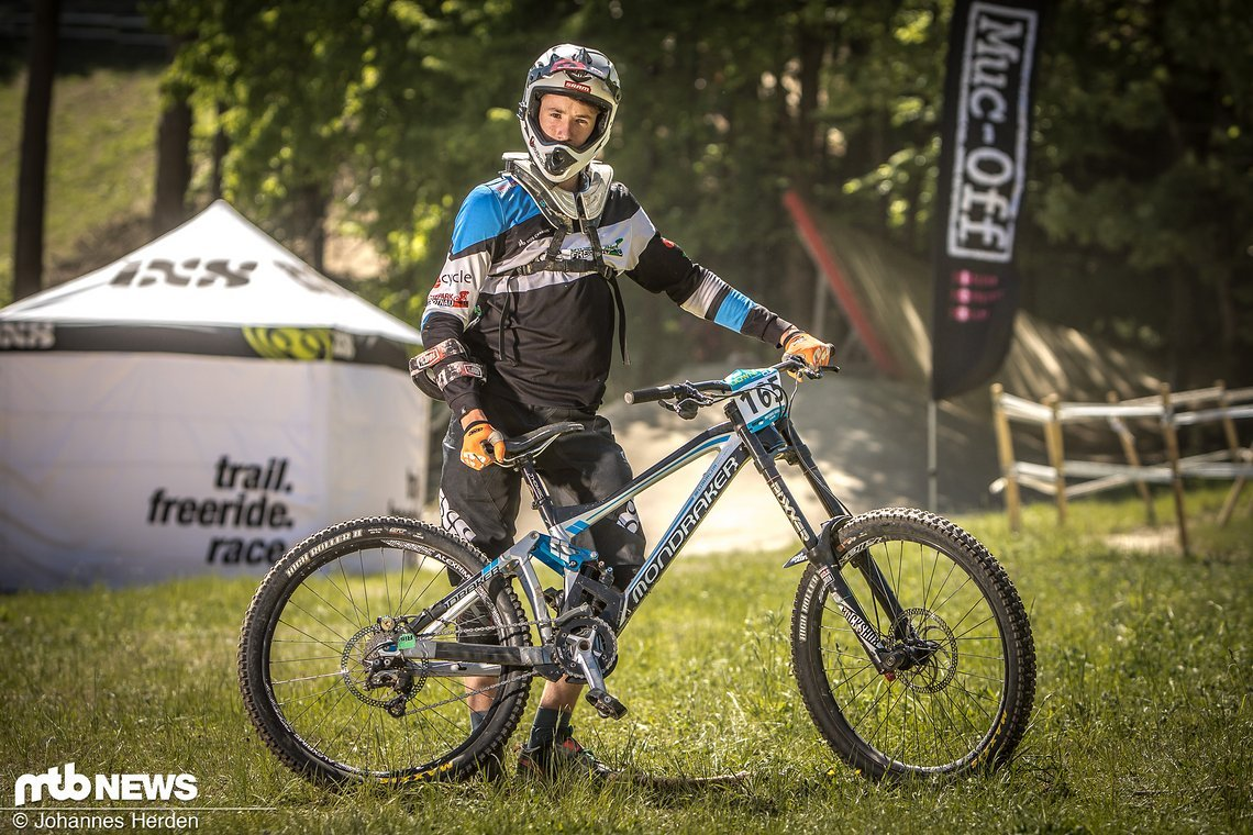 Benjamin Beck (GER), Team 2 Cycle