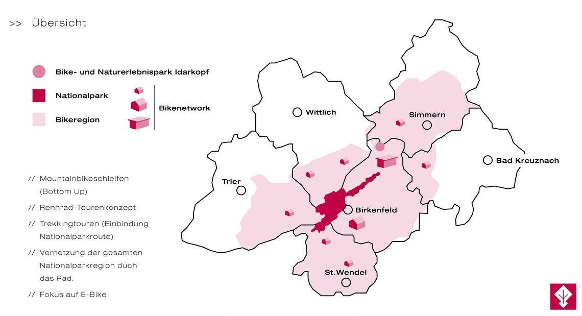 Bikeregion Hunsrück-Hochwald