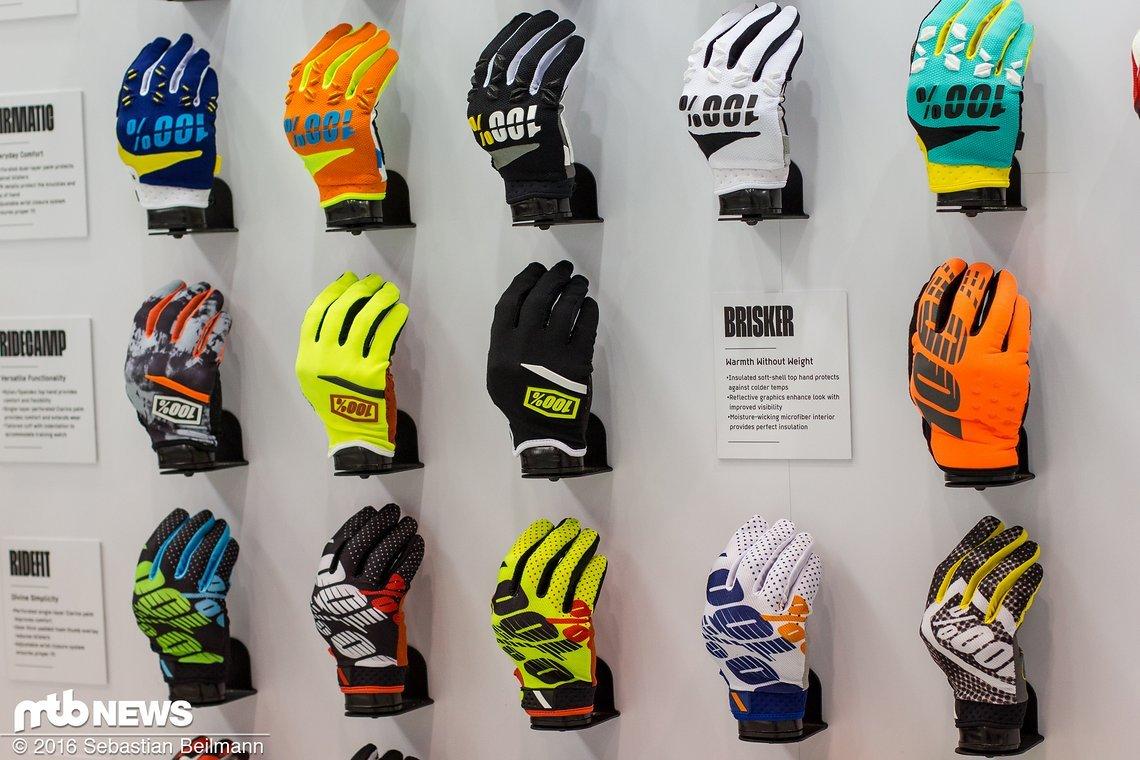 Neu sind die Ridecamp Handschuhe, auch als Damenversion erhältlich