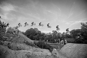 Nico Vink stylt sich über den Stepdown beim Loosefest 2015!
