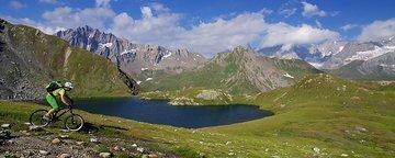 Am Weg zum Mont Blanc