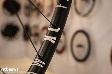 Der XC-Laufradsatz soll circa 1465 Gramm wiegen.