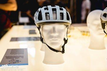 ...und basiert auf dem Rennrad-Helm Octal