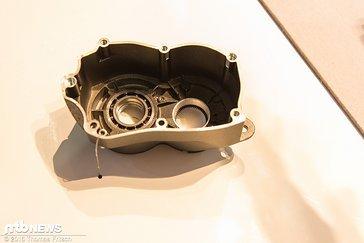 Das Magnesiumdruckgussverfahren erlaubt eine schnellere und damit günstigere Fertigung