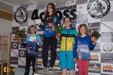 Anna Newkirk (Team PROJECT) dominierte bereits zum dritten Mal in dieser Saison das Rennen der Ladies Kategorie