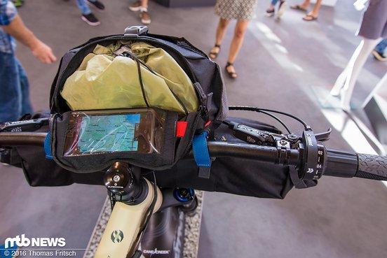 Das neue AMR-Bikepacking-Konzept...