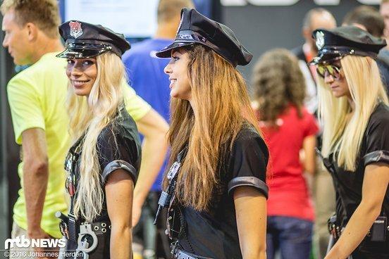 Die Style-Polizei wacht über schlimme Bike-Farben und seltsame Designs!