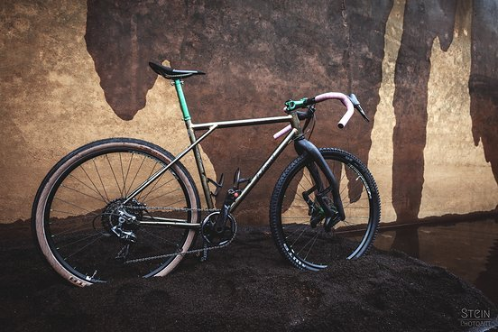 650B Laufräder mit WTB Horizon und WTB Ranger, on/off Road