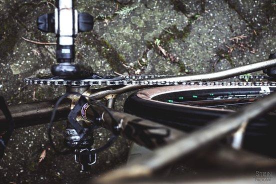 Maximale Reifenfreiheit bis 2.0 Zoll Reifenbreite