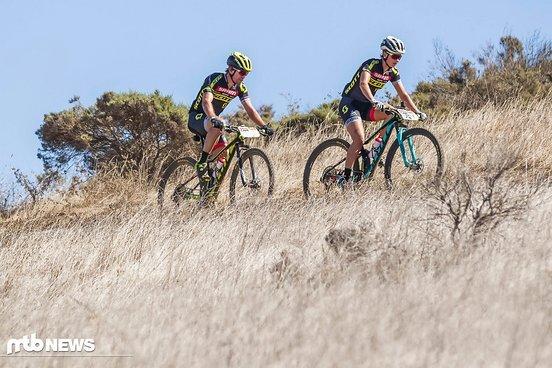 Jenny Rissveds & Thomas Frischknecht starten als Mixed-Team