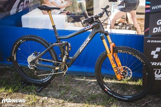 Über das Addix-Bike hatten wir schon informiert - coole Aktion! Mehr Infos: http://mtbn.ws/n3bpa