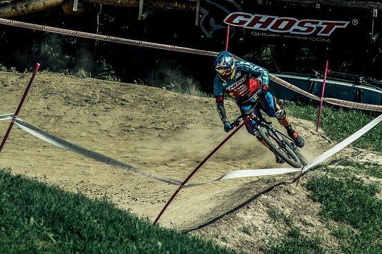 Tomas Slavik führt in der Qualifikation mit über einer Sekunde Vorsprung