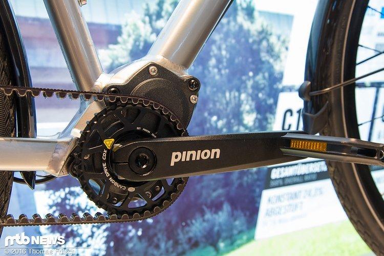 Die leichtere und günstigere C-Linie ermöglicht es, solide Räder um die 2000 €-Marke anzubieten.