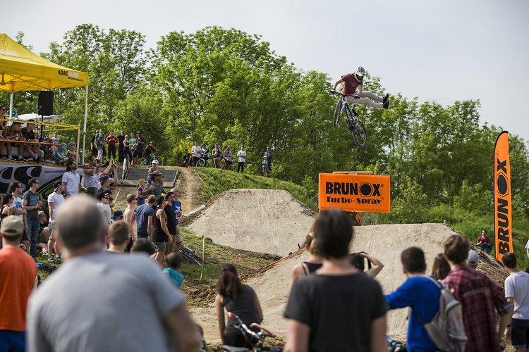 Der Slopestyle Contest rundet das Festival ab