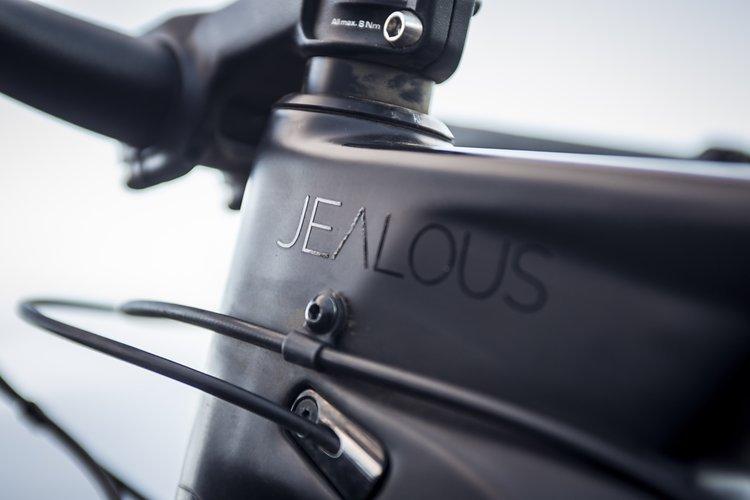 Jealous? Das Bike des neuen XC-Teams?