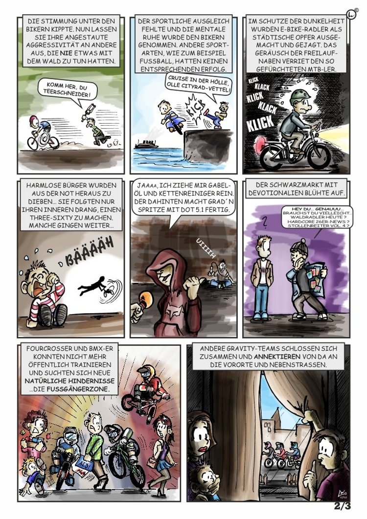 Grauzonenbiker 2