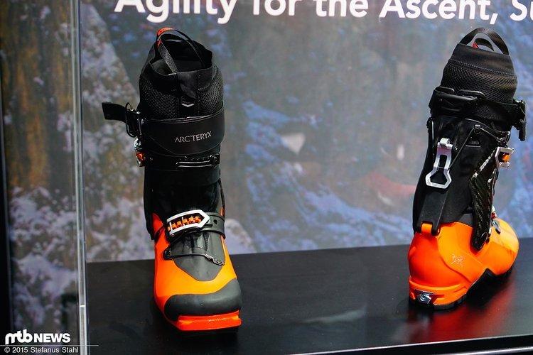 Arc'teryx lässt die Grenzen zwischen Berg- und Skischuh verschmelzen