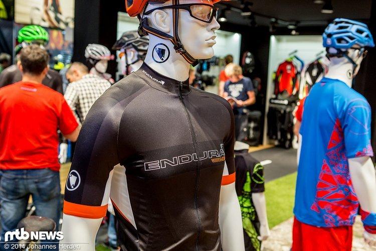 Für den Racer: Das Endura MTR Race Trikot