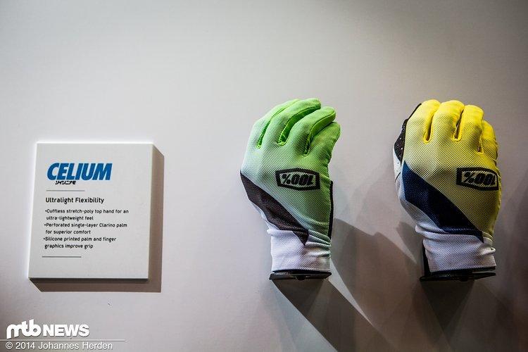 Der 100% Celium Handschuh ist der leichteste und dünnste Handschuh, der für 2015 angeboten wird.