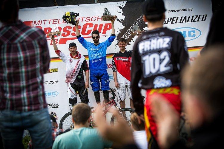 Aiko dominierte 2014 den Mitteldeutschen Fourcross Cup und erkämpfte sich den Gesamtsieg.