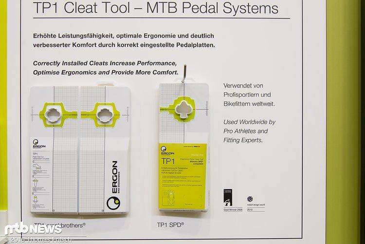 Ergonomisch geht es weiter: Um die Leistungsübertragung aufs Pedal zu steigern ist die richtige Cleat-Position sehr wichtig