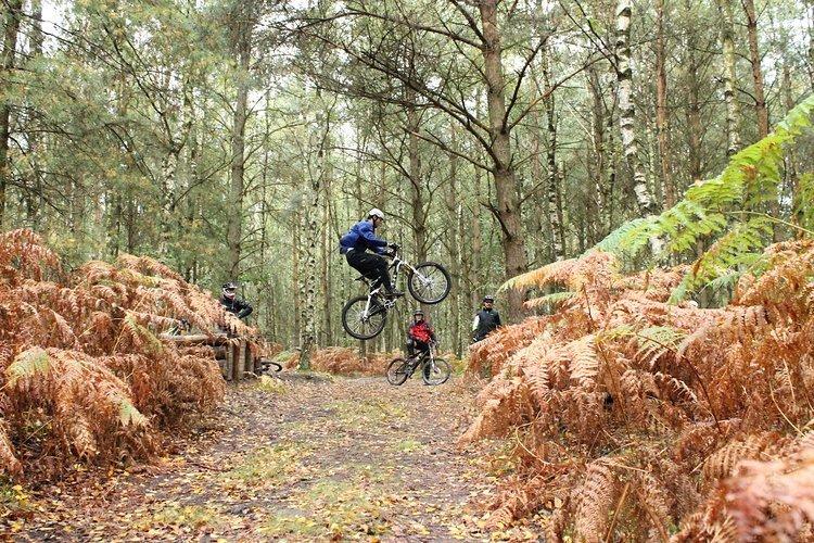 Bikepark Filthy Trails Maasmechelen/Belgien