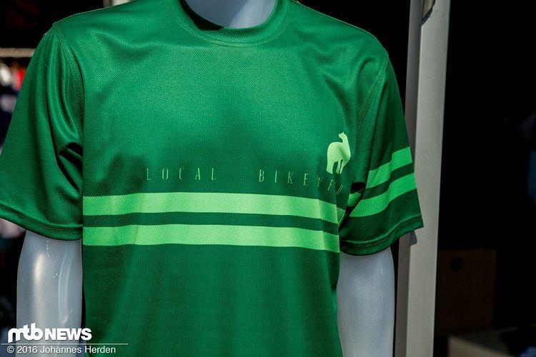Das Lo-Fi Jersey in frischem Grün