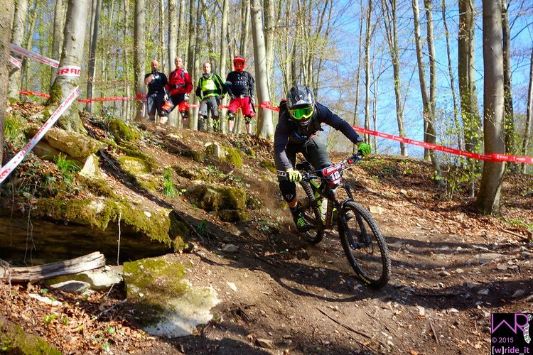 Felix Stieber im Kessel auf Stage 7